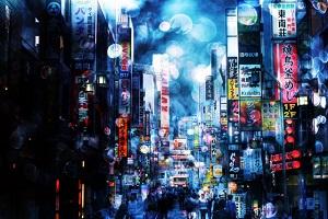 歌舞伎町 不夜城