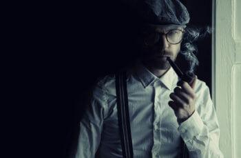 探偵 ハードボイルド