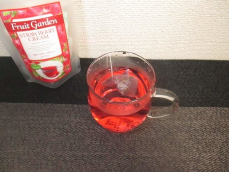 ノンカフェイン  紅茶  フルーツ & ハーブティー  ティーバッグ