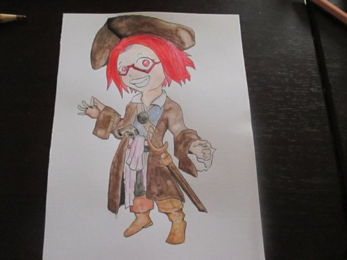 Pirates of the Caribbean Jack ・Sparrow