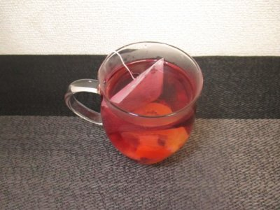 食べれる ハーブフルーツティー 4個入り 紅茶