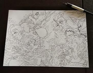治郎 の イラスト 滅 鬼 刃 化 炭 鬼