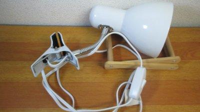 描いてみた動画作り方  クリップ式LEDライト
