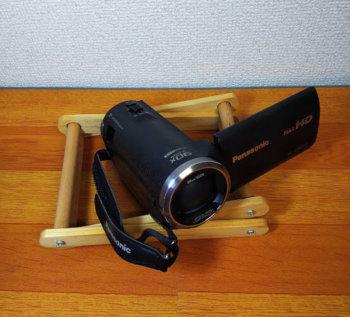 YouTubeで描いてみたの動画を作る デジタルビデオカメラ 充電しながら撮影可能
