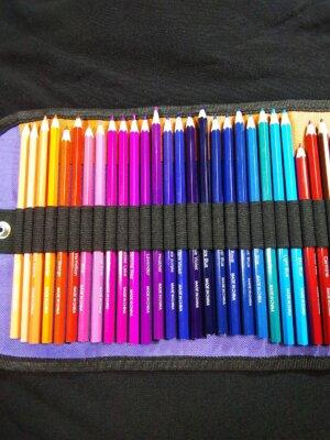 Souyos 色鉛筆 50色セット おすすめ イラスト 安い