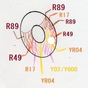 目の塗り方 コピック 解説 画像 トール 小林さんちのメイドラゴン